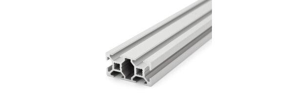 Aluminiumprofiel 20x40 B-groeftype 6