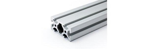 Aluminum profile 40x80S I-type groove 8