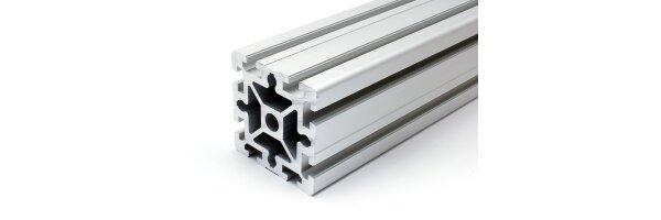 profilo in alluminio 90x90S B-tipo gola 10
