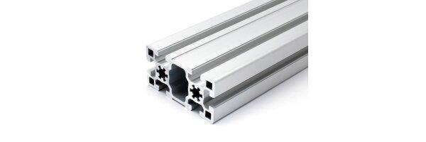 Aluminiumprofil 45x90S B-Typ Nut 10