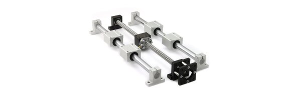 System 1620B - 16mm spindle / 20mm shafts / shaft holders