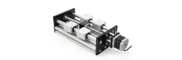 System 1620A - 16mm spindle / 20mm shafts / plates