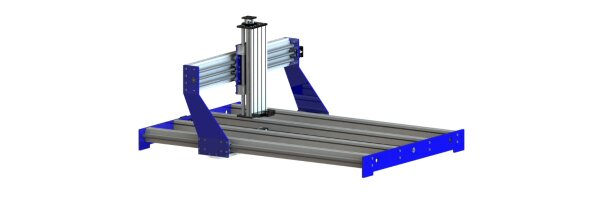 System 1620A-CNC - 16mm spindle / 20mm shafts / plates