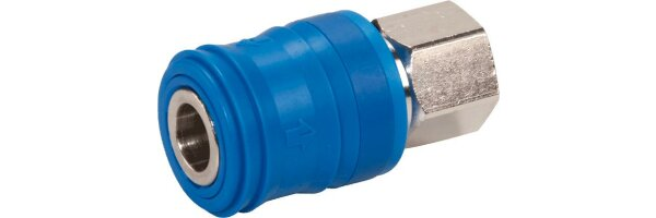 Safety vent couplings