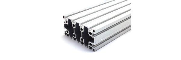 profilo in alluminio 90x180L B-tipo gola 10