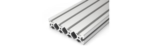 profilo in alluminio 40x160S I-tipo gola 8
