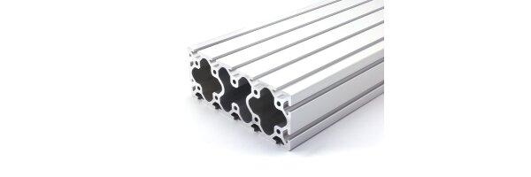 profilo in alluminio 80x200S I-tipo gola 8