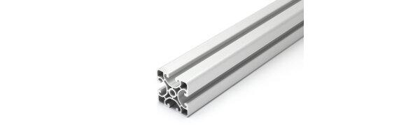 Aluminum profile 40x40E I-type groove 8