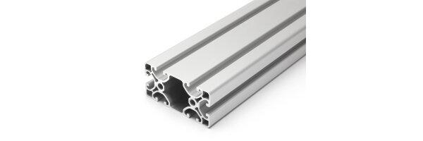 Aluminum profile 40x80E I-type groove 8
