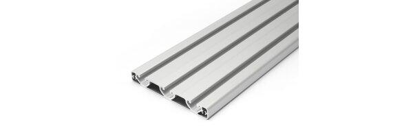profilo in alluminio 16x120E I-tipo gola 8