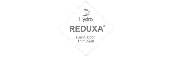 profili in alluminio sostenibili - in alluminio basse emissioni di carbonio Hydro REDUXA®