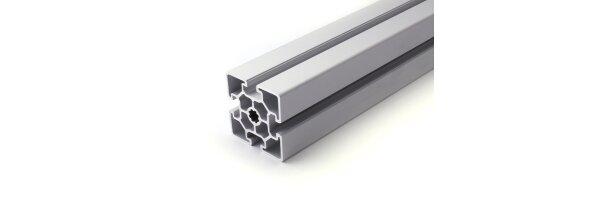 Aluminiumprofil 60x60L B-Typ Nut 10