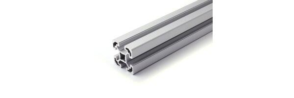 Aluminiumprofil 40x40L B-Typ Nut 10