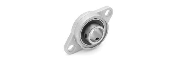 Flange bearings KFL, die-cast aluminum