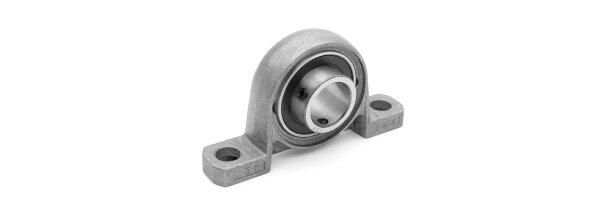 Pedestal bearing KP, die-cast aluminum