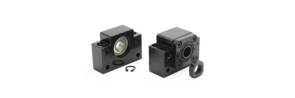 Fixed and floating bearing units BK / BF