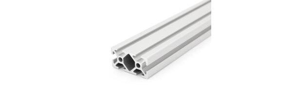 Aluminum profile 20x40 I-type groove 5