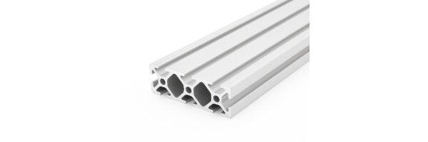 Aluminum profile 20x60 I-type groove 5