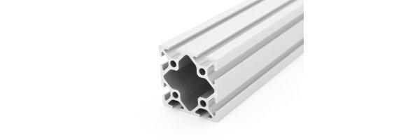 Aluminum profile 40x40 I-type groove 5