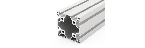 Aluminum profile 60x60L I-type groove 6