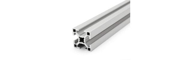 Aluminiumprofil 30x30 B-Typ Nut 8
