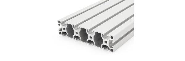 profilo in alluminio 40x160L I-tipo gola 8