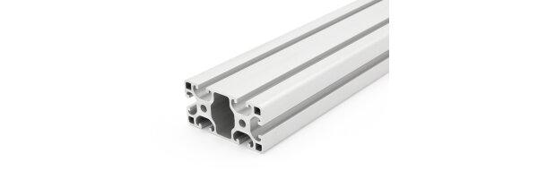 Aluminum profile 40x80L I-type groove 8