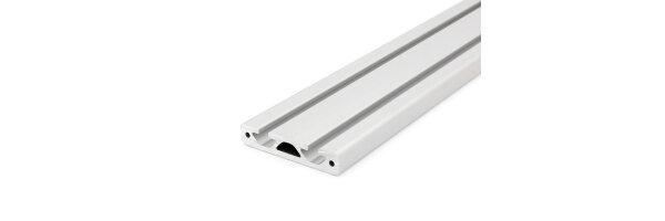 profilo in alluminio 80x16S I-tipo gola 8