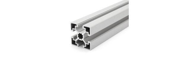Aluminiumprofil 45x45L B-Typ Nut 10