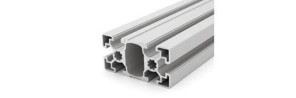 Aluminiumprofil 45x90L B-Typ Nut 10