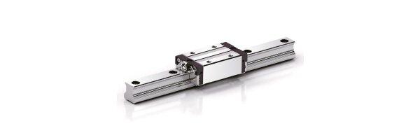 Size 25 - rails en wagens - Standard (N nauwkeurigheid voorspanning V0)