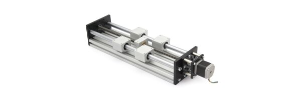 System 1216A - 12mm spindle / 16mm shafts / plates