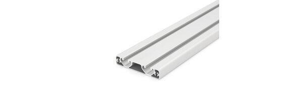 profilo in alluminio 80x16E I-tipo gola 8