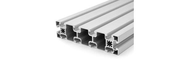 Aluminiumprofil 45x180L B-Typ Nut 10