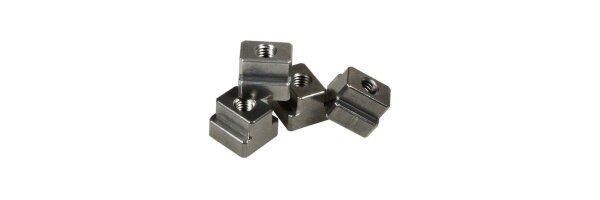 Gussaluminium T-Nutensteine