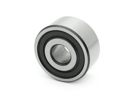 Double row angular contact ball bearings 3203/5203 2RS ??17x40x17,5mm