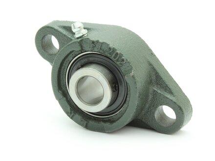 Flanschlager 12mm UCFL 201