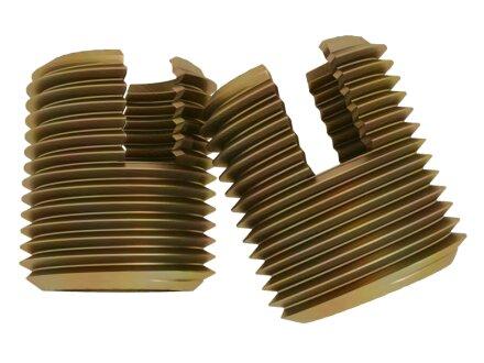 Messing 35mm Gewindebuchsen  M16-50mm Lang Durchmesser 10mm