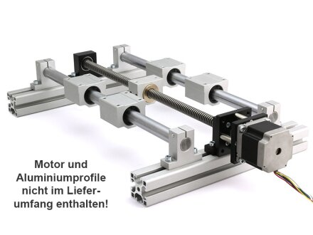 Linearachse Konfigurator / Easy-Mechatronics System 1620B