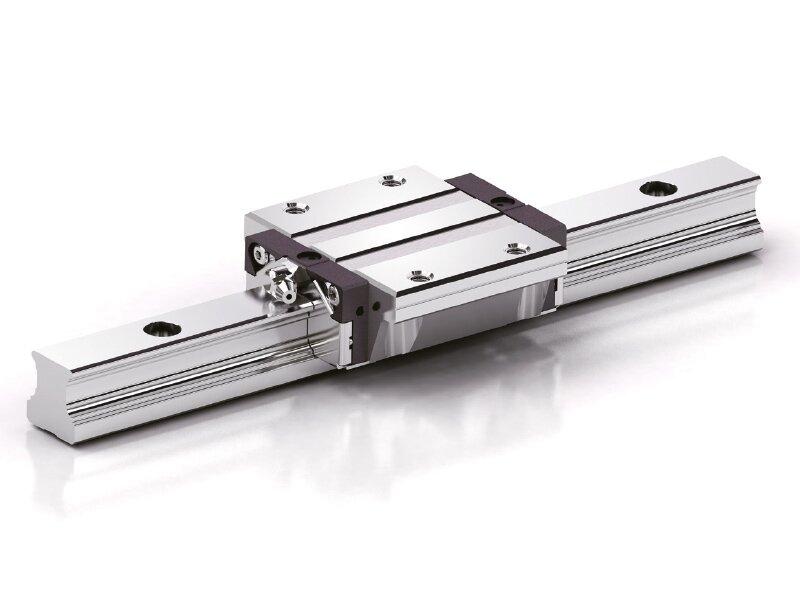 84 EUR//m + 4 EUR Schnitt Linearführung AR//HR 20 ZUSCHNITT  bis 1200mm