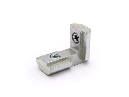Aluminiumprofil 30x30 B-Typ Nut 8 Zuschnitt 50mm-2000mm 8,00 EUR//m + 0,25 EUR pro Schnitt, min. 2,50 EUR 50mm