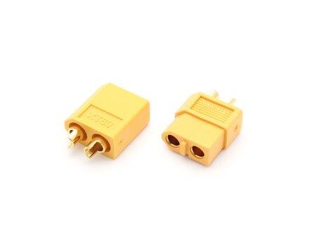 Connecteur électrique à haute courant XT60 2 pôles, 5 paires