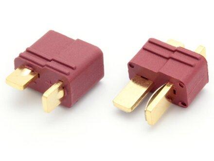 Hochstromstecker Deans-Plug, 5 Paar