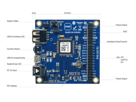 IoT-Board / PHPoC Blue / WiFi