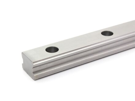 MSB20 linear guide - CUTTING to 1200mm (86 EUR / m + 4 EUR per section)