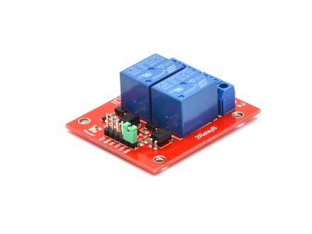 2 Channel 5V Relay Module/Red
