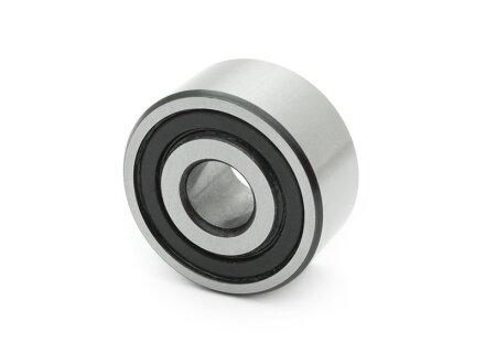 Cuscinetti a due corone di sfere a contatto obliquo 3200/5200 2RS 10x30x14,3mm