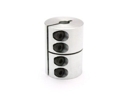 Wellenkupplung starr D40L45 20,00/20,00mm