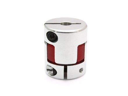 accouplement darbre XB D30L40 souple 10,00 / 15,00 mm