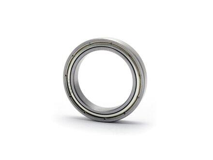 Rodamiento de bolas en miniatura de acero inoxidable SS-MR126-ZZ 6x12x4 mm